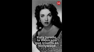 Katy Jurado, la mexicana que triunfó en Hollywood