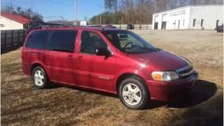 2004 Chevrolet Venture Used Cars Knoxville TN