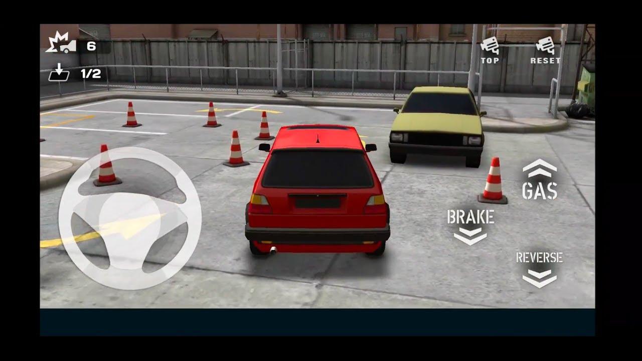 Backyard Parking 3D   Android/iOS Gameplay