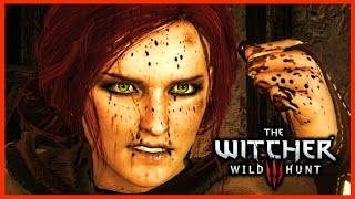 The Witcher 3 ► Triss' Fingernails Ripped Out!