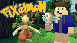 Generation 7 Starters and More! | Pixelmon Dark Ep.1 (Minecraft Modpack) (v1.6)