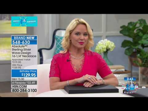 HSN | Absolute Brilliance Jewelry Celebration 07.20.2017 - 0