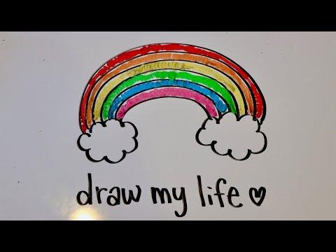 DRAW MY LIFE | themissalliecakes