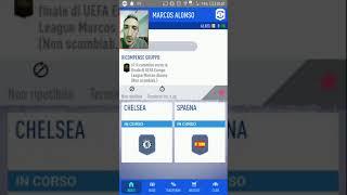 FIFA 19 - SBC - Marcus Alonso