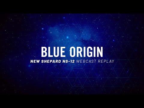 Following Blue Origin's NS-12 Rocket Launch