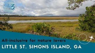 Little St Simons Island Resort Review