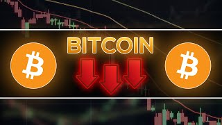Bitcoin Is Going DOWN! (It's Time To SELL Cryptos.)
