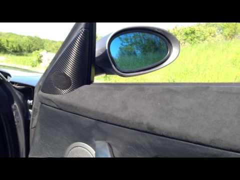 BMW Z4 E85 3.0i SMG - Alcantara Dashboard & Doors