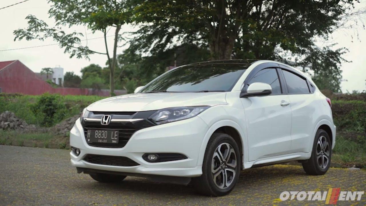 New Honda Hrv >> Honda HR-V Prestige Review - YouTube