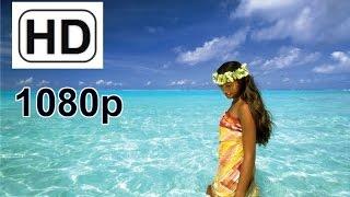 Райские острова Таити HD 1080р