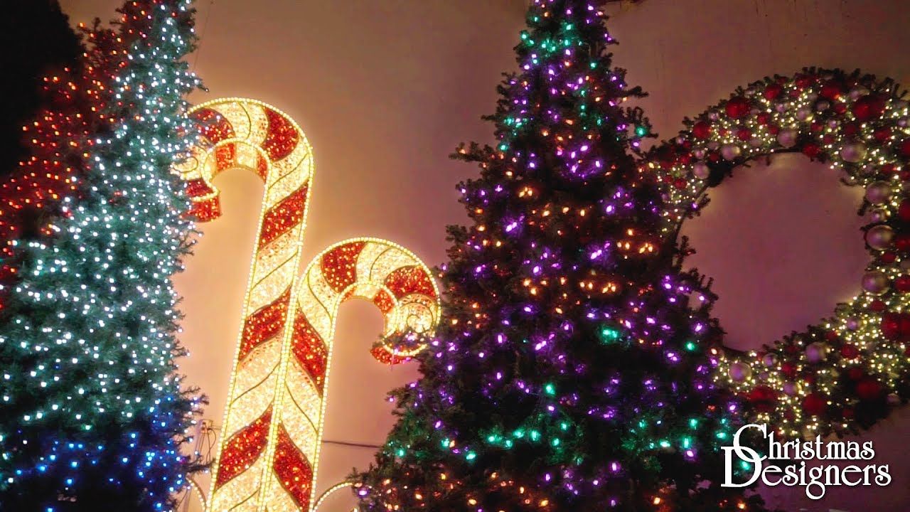 another chance 9cd66 b61e9 Twinkly Pro RGB Smart Christmas Lights - Christmas Designers