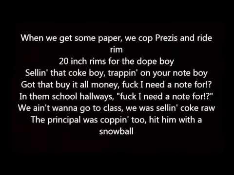 Meek Mill - The Trillest (Lyrics)