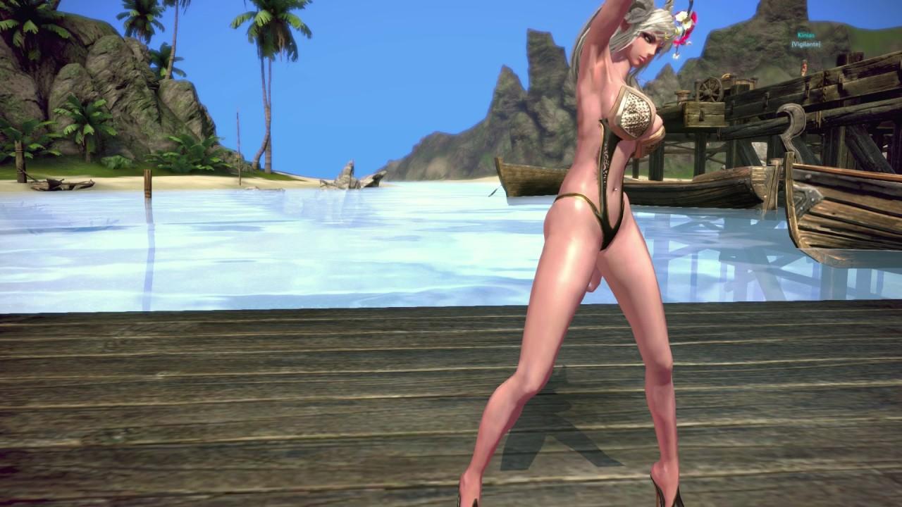 d3abcd5c2680b Tera sexy castanic dance version 2 - YouTube