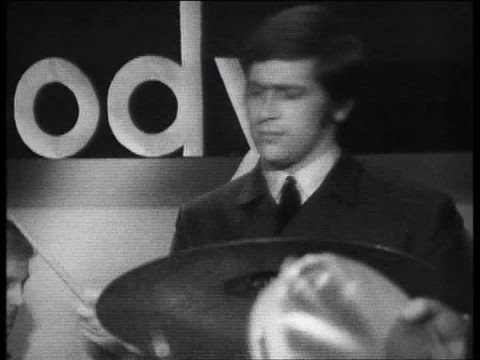 """The Moody Blues - Go Now - """"Top Of The Pops"""" Show (1964)"""