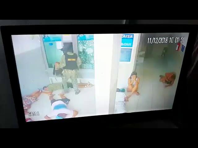 Bandidos armados roubam lotérica de Pitimbu