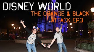 Disney Trip - Orange & Black Attack E3