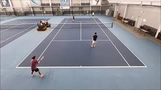 우아한 테니스 쌀롱(a.k.a utessa) 김안 vs…