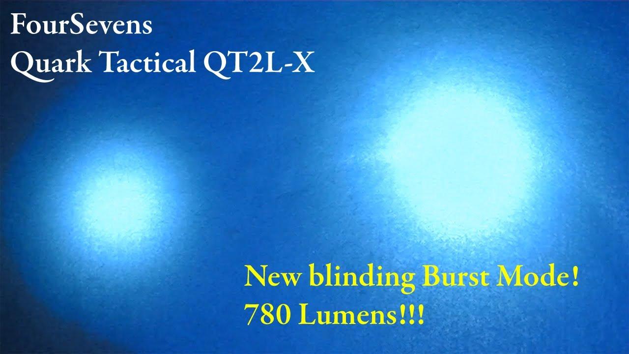 Foursevens Quark Turbo QB2L Head Gen 2