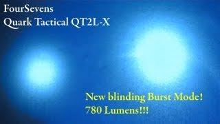 FourSevens Quark Tactical QT2L-X