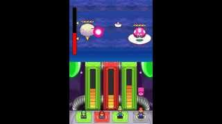 Mario & Luigi - Partners in Time [Boss 11] Shroob Mother Ship (NO DAMAGE)