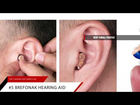 Top 5 Best Hearing Aids for the Money | Under 100 on Amazon | Great for Seniors & Tinnitus