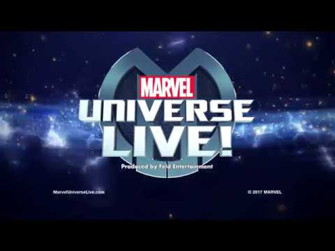 Marvel Universe Live 2017