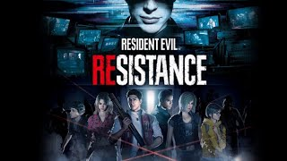 Resident Evil: Resistance - NO HAY SALIDA! 🚫