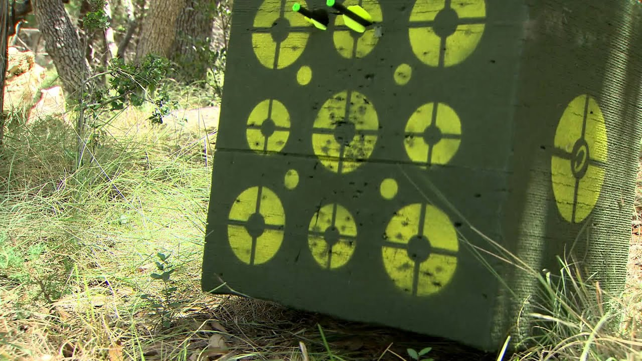 How To Sight In Your Crossbow - Horton Crossbow Innovations Instructional  Video
