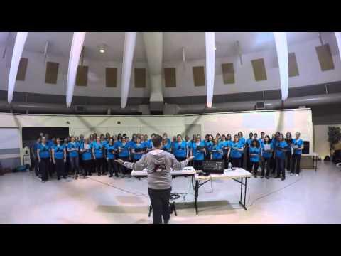 Shiny Happy People, REM, Cool Choir® Calgary Inglewood
