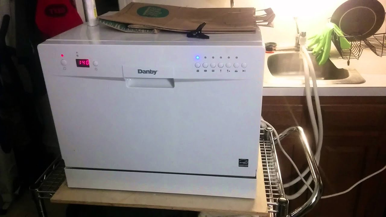 Danby Dishwasher. Danby Ddw1802w 17 In Builtin Dishwasher. Danby ...