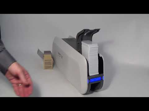 IDP Smart 51 ID Card Printer - Getting Started Guide