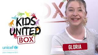 KIDS UNITED BOX #GLORIA