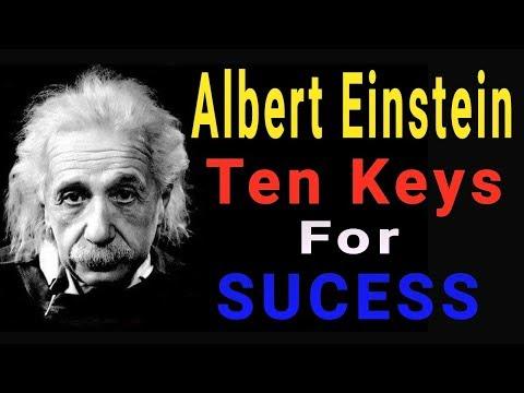 Top 10 Albert Einstein Quotes For Success