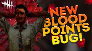 NEW BLOODPOINTS BUG! (Dead by Daylight Random Moments Ep. 60)
