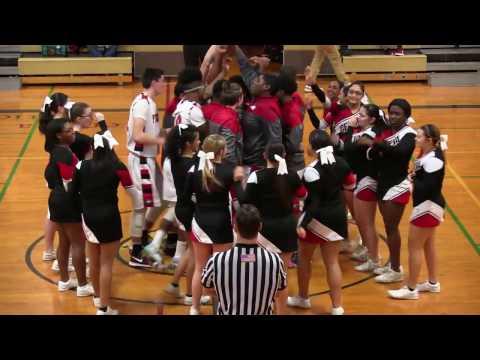 Pal-Mac Red Raiders vs. Geneva Panthers .::. FL1 Sports W-FL High School Basketball 1/6/17