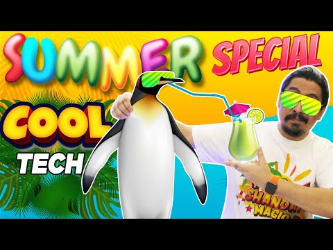 Top Tech Amazon Gadgets – SUMMER SPECIAL