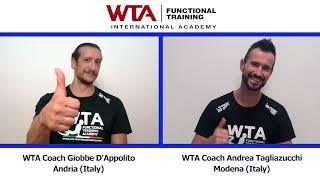 Intervista agli Istruttori formati dalla WTA Functional Training Academy part.6