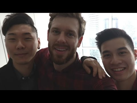 Korean Bathhouse (Getting Naked, Reunion, And Best Parts)