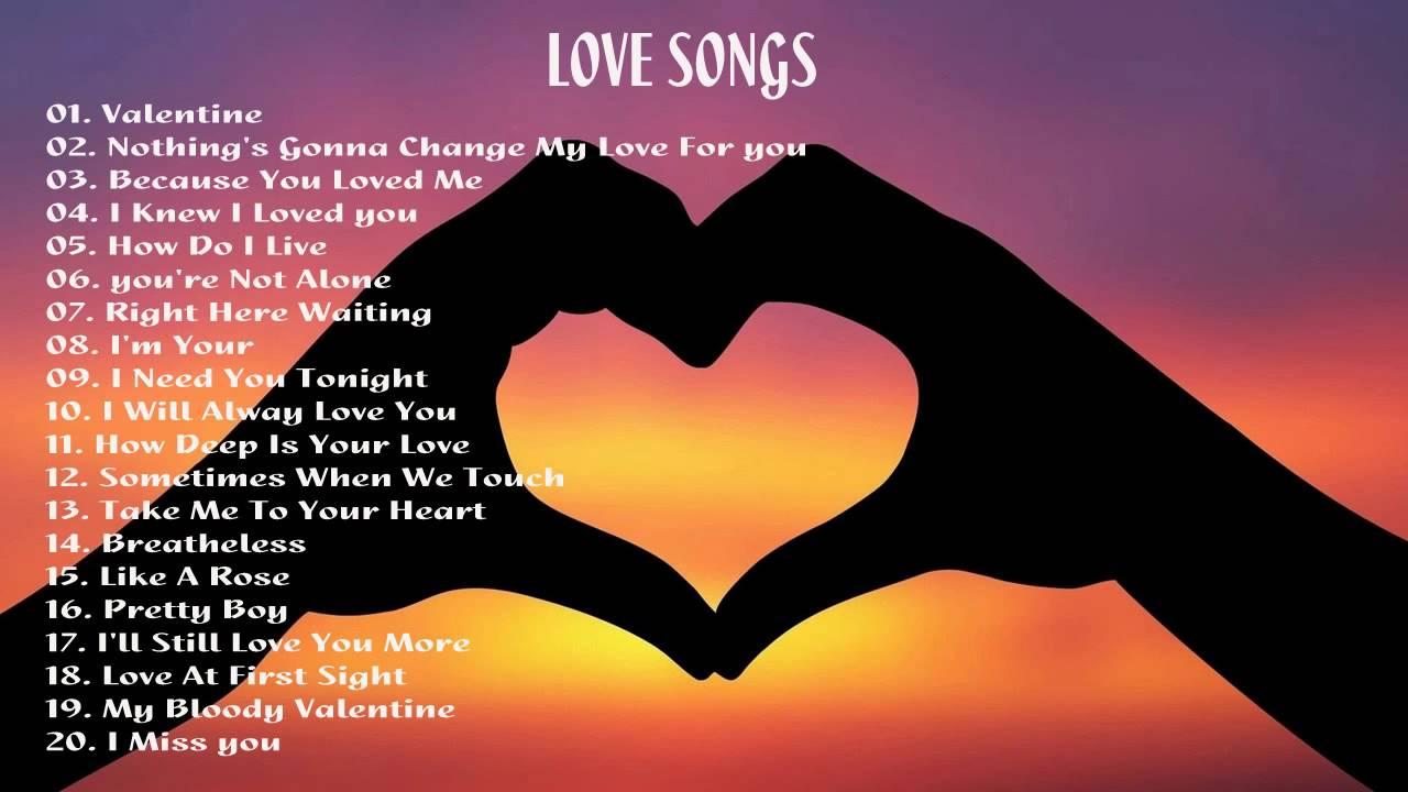love songs greatest my favorite love songs album 2015 youtube. Black Bedroom Furniture Sets. Home Design Ideas