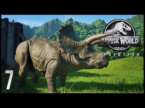 Jurassic World: Evolution || 7 || Carnivores vs Herbivores