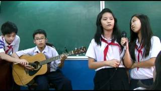 [240212] Adele-Rolling in the Deep cover by Hương and thím
