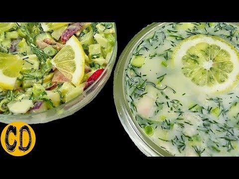 Холодник из свеклы, как вкусно приготовить - рецепт с