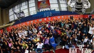 Bar-Bars: Интернациональный Чемпионат мира #StreetWorkout