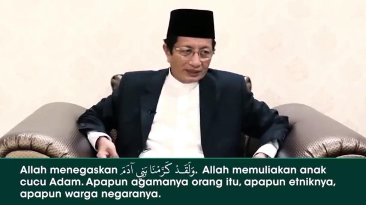 Islam Kaffah | Prof. Dr. KH. Nasaruddin Umar, MA. - YouTube