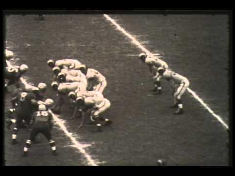Ollie Matson #33 Tom Fears #55 Merlin Olsen #74 Dick Butkus #51 Football Rams Linemen Hall of Famers