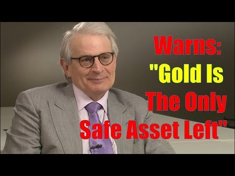 "David Stockman: Gold And Silver Bullion Are Only ""Safe Investments Left. BUY NOW!"