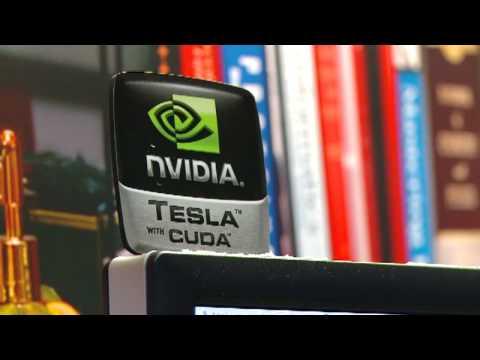 Tesla Personal Supercomputer