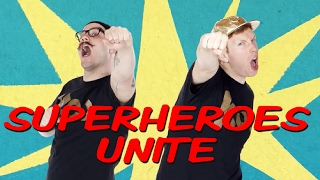 Koo Koo Kanga Roo - Superheroes Unite (Official Video)