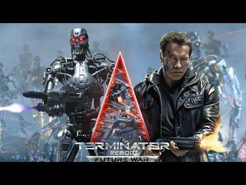Terminator 6: Reboot trailer GTA 5 Edition || 1080p || TechSoft Station