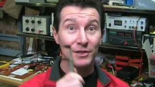 EEVblog #14 - An unusual oscilloscope phenomenon!